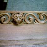 Lion Mask Closeup