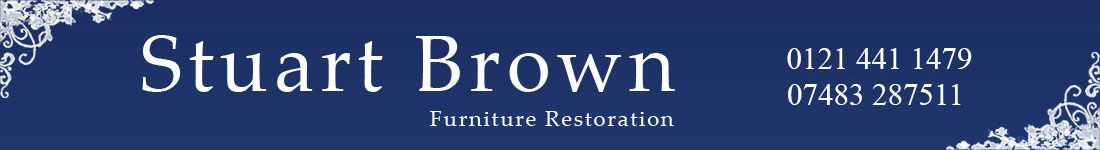 Stuart Brown Furniture Restoration